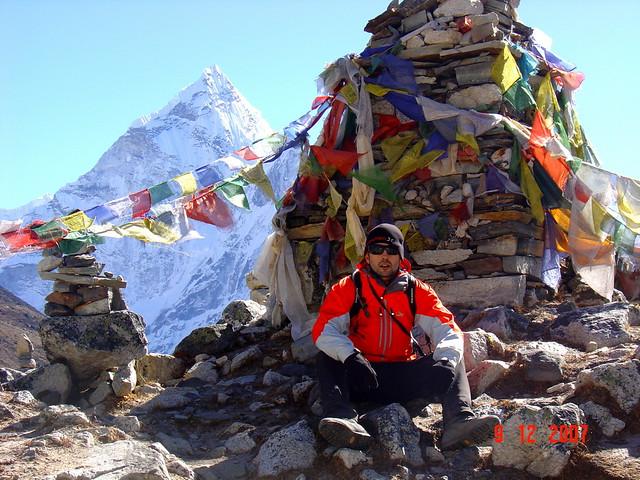 Στο Khumbu του Νεπάλ!