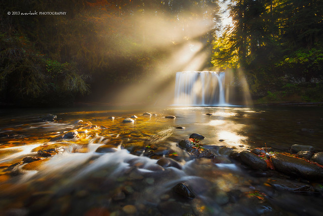 Butte Creek Shines