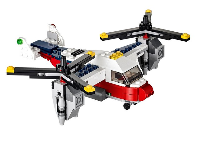 LEGO Creator 31020 - Twinblade Adventures