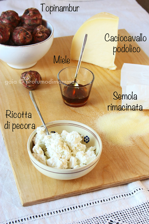 Ingredienti MangiareMatera