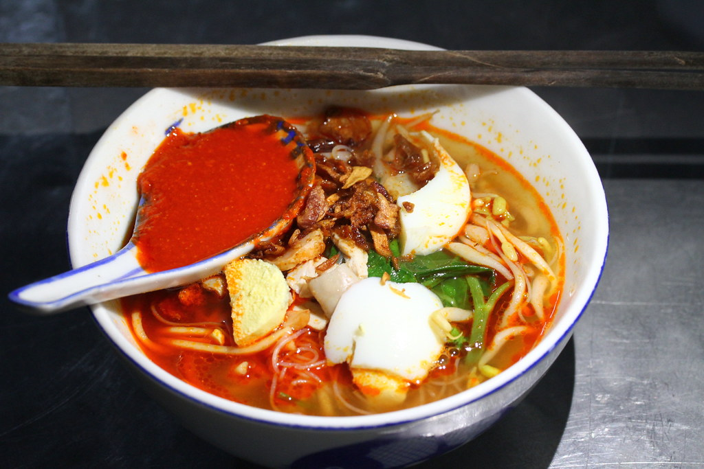 Penang Food Guide: Hokkien Mee @ Jelutong Night Market