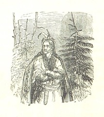 "British Library digitised image from page 46 of ""Illustrated Historical Sketches of the Indians, exhibiting their manners and customs on the battle field, and in the Wigwam ... From the best authorities"""