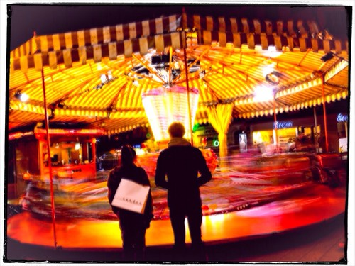 On A Carousel by Paris Set Me Free