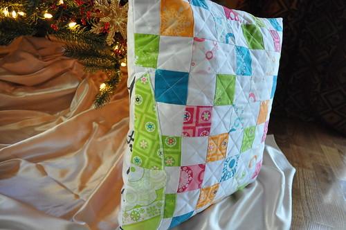 Winterkist Christmas Pillow
