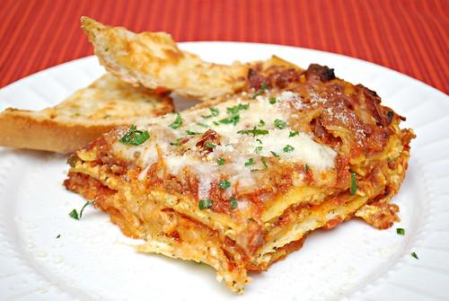 Instant Pot: Sausage & Pepperoni Lasagna