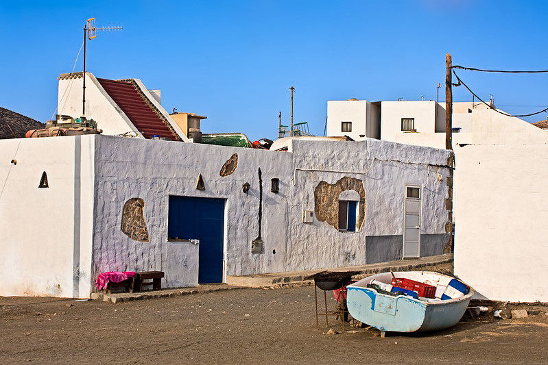 - Ajuy beach, fishing village II - Fuerteventura