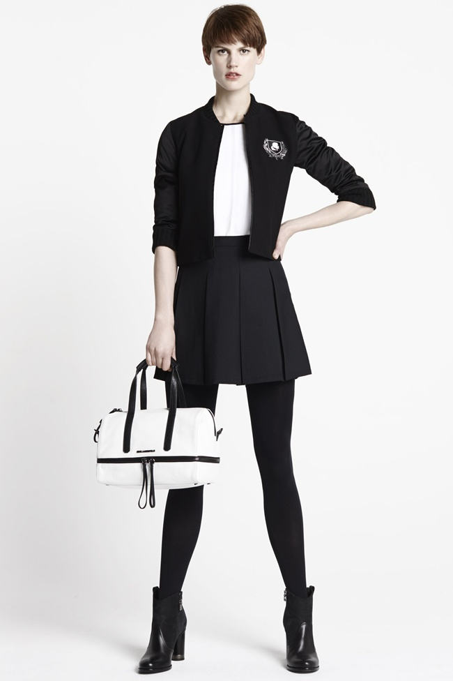 5 sporty KARL LAGERFELD FW1314 Women look 06