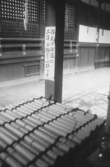 A Shrine in Kyoto, Japan / 52 Rolls - Weeks 42-44 - #1