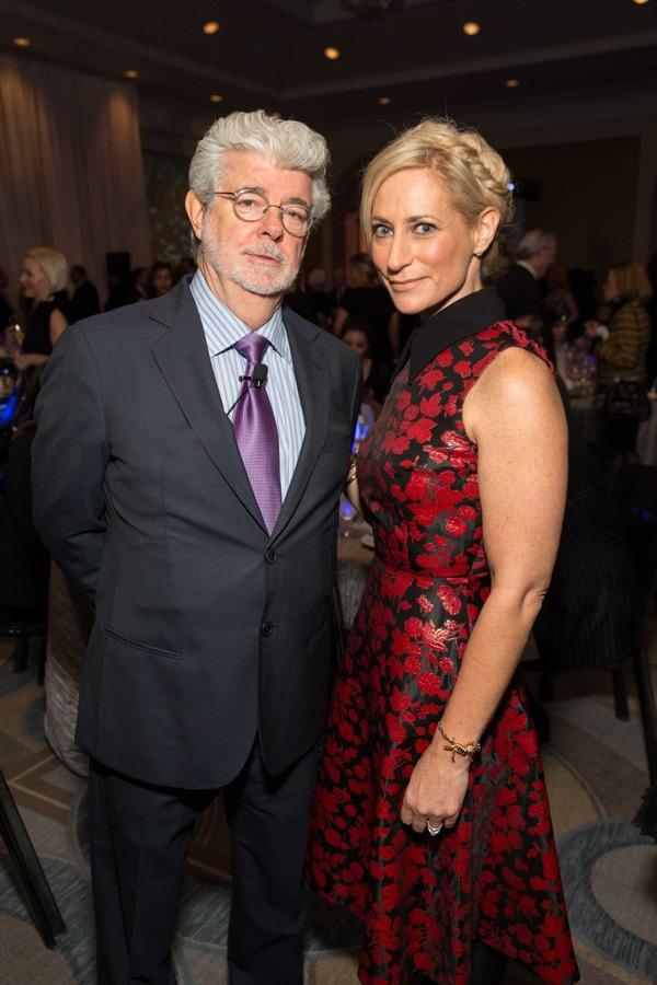 George Lucas, Joni Binder Shwarts