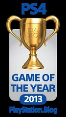 PS.Blog Game of the Year 2013 - PS4 Gold