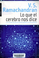 VS Ramachandran, Lo que el cerebro nos dice