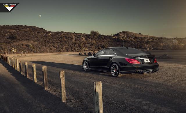 Mercedes CLS 63 AMG by Vorsteiner