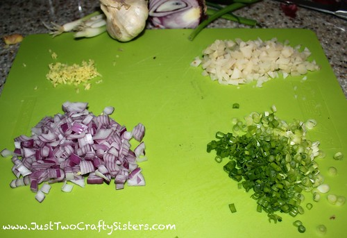 Asian turkey lettuce wrap recipe