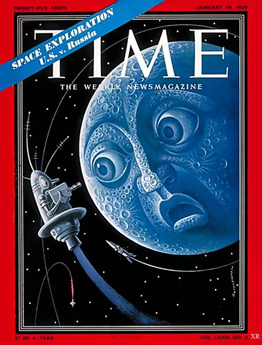 1959 ... photographing far side of moon!