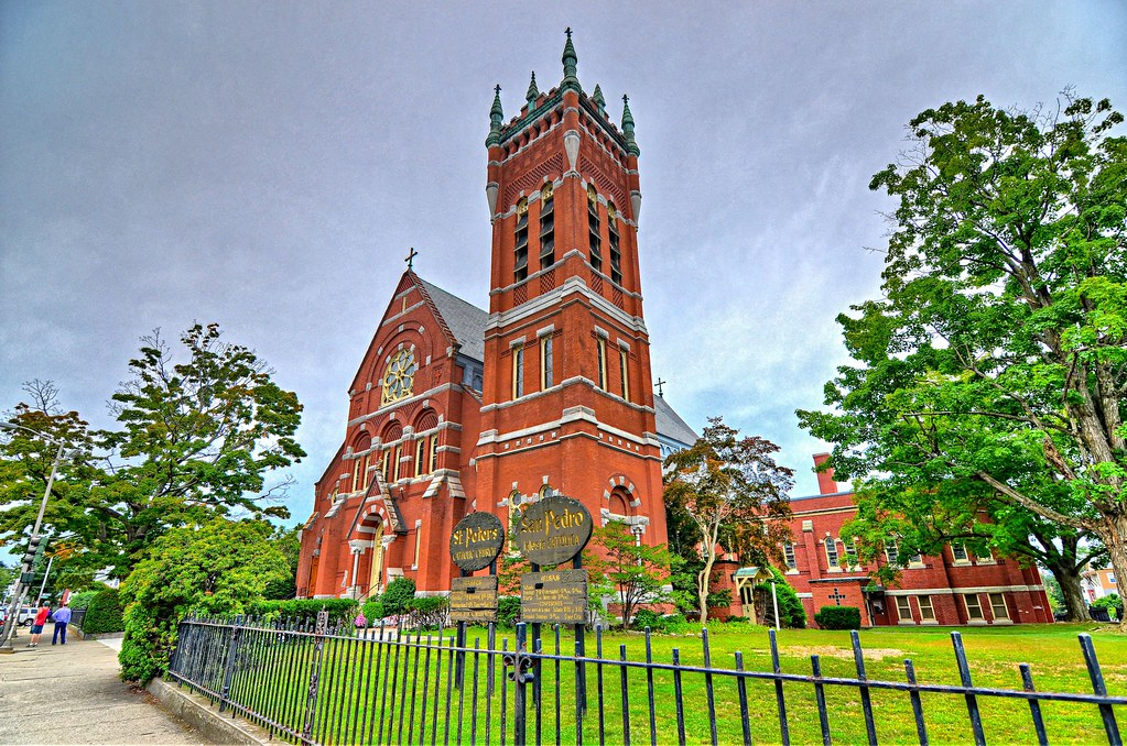 St. Peters Catholic Church - Worcester MA