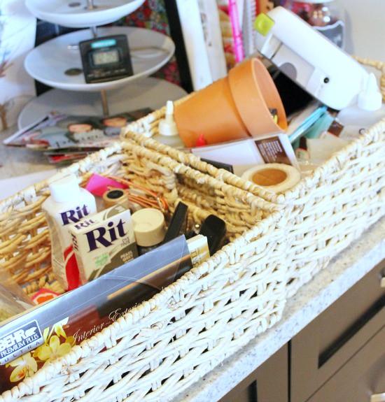 Hi Sugarplum | Organizing Before