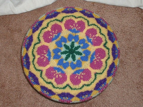 pansy garden tam blocking 01-22-14 top