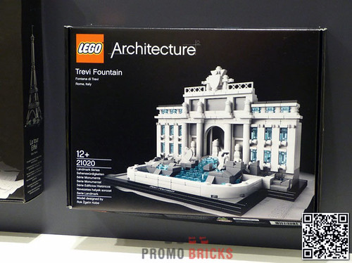 LEGO Architecture 21020 Box