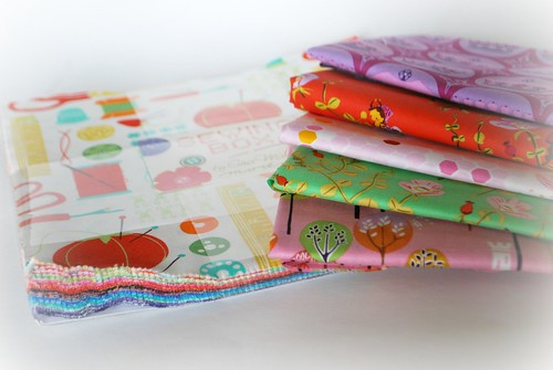 Heather Ross + Sewing Box