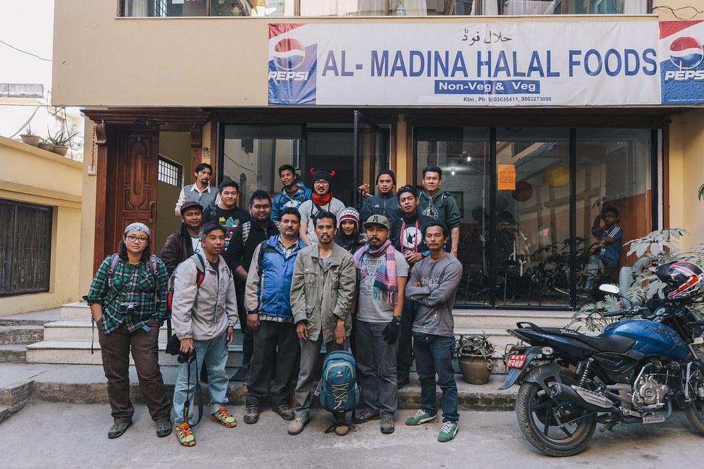 Al Madina Halal Foods Thamel Kathmandu Nepal
