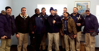 Digital Live AT&T techs in NJ vote for CWA Local 1101 representation.