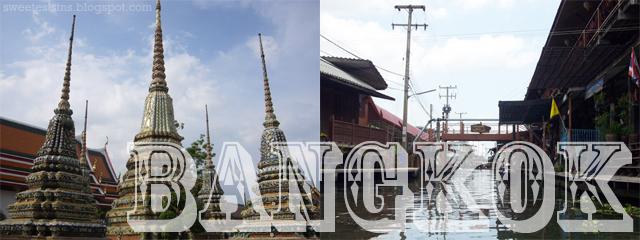 bangkok trip blog