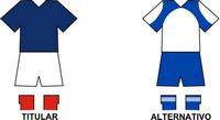 Uniforme Selección del Sud de Fútbol