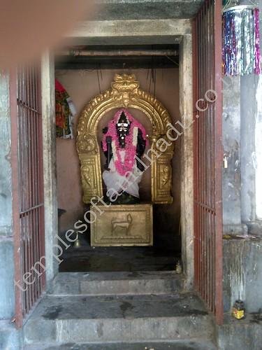 Kala Bhairqavar. Sivagurunathar temple at Sivapuram