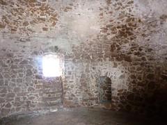 Visite de la tour : dans la salle principale