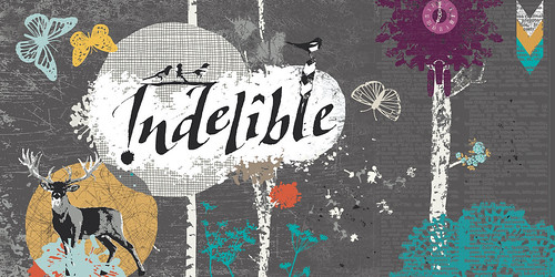 indelible logo
