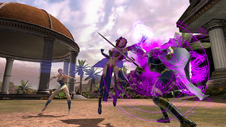 DC Universe Online DLC: Amazon Fury Part I