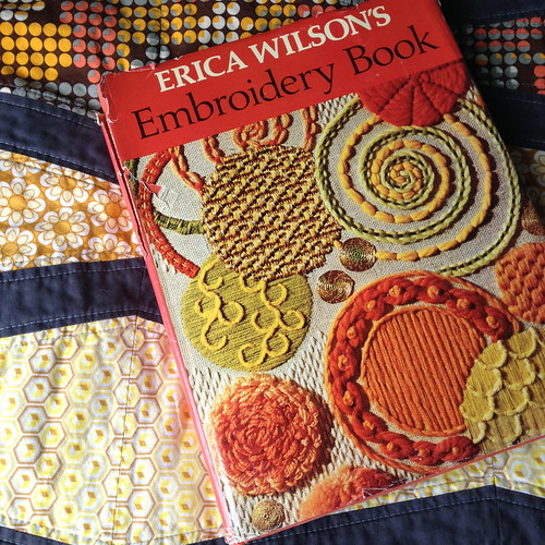 Erica Wilson's Embroidery Book