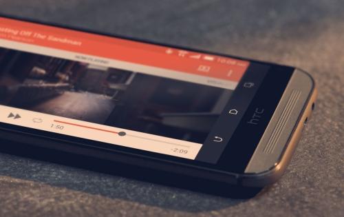 HTC Boomsound Speakers