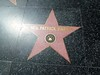 Neil Patrick Harris' star on the walk of fame