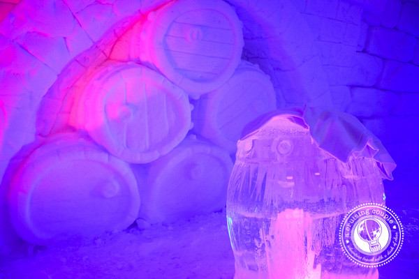 That Time We Slept In a Hotel Made of Snow – Our Experience at the Snow Village, Finland - Snow Village Finland Snow Art