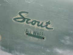 SCOUT ALL WHEEL.