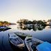 Wynnum Creek pano vivid by corymbia
