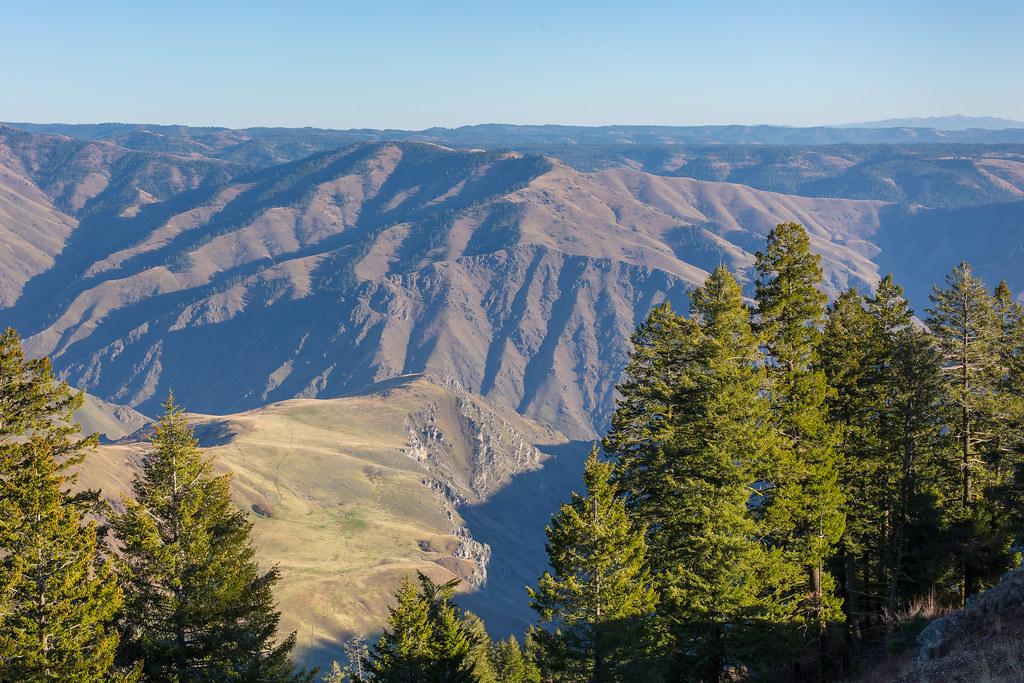 Oregon. Wallowas