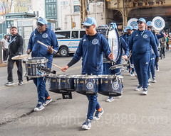 City Beats Ensemble Band on River Avenue, Yankee Stadium, New York City