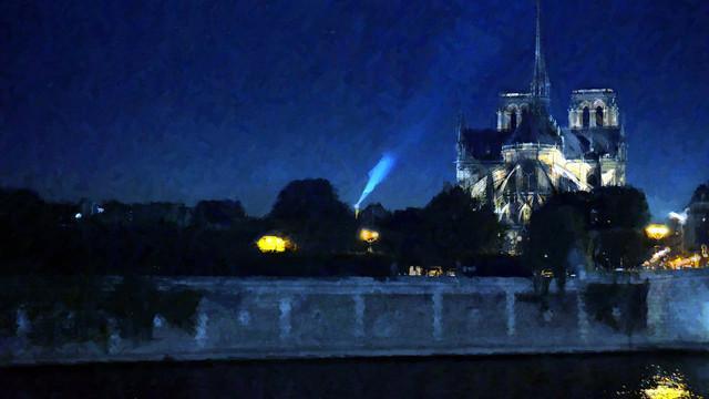 Paris la nuit II