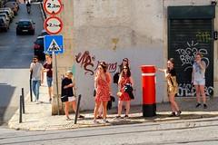 People of Lisbon
