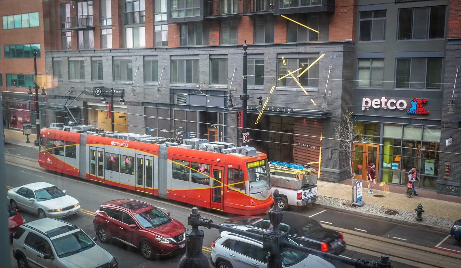 Thanks for publishing my photo of the @DCStreetcar, @ggwash in a chance to shape the future of transportation in our region