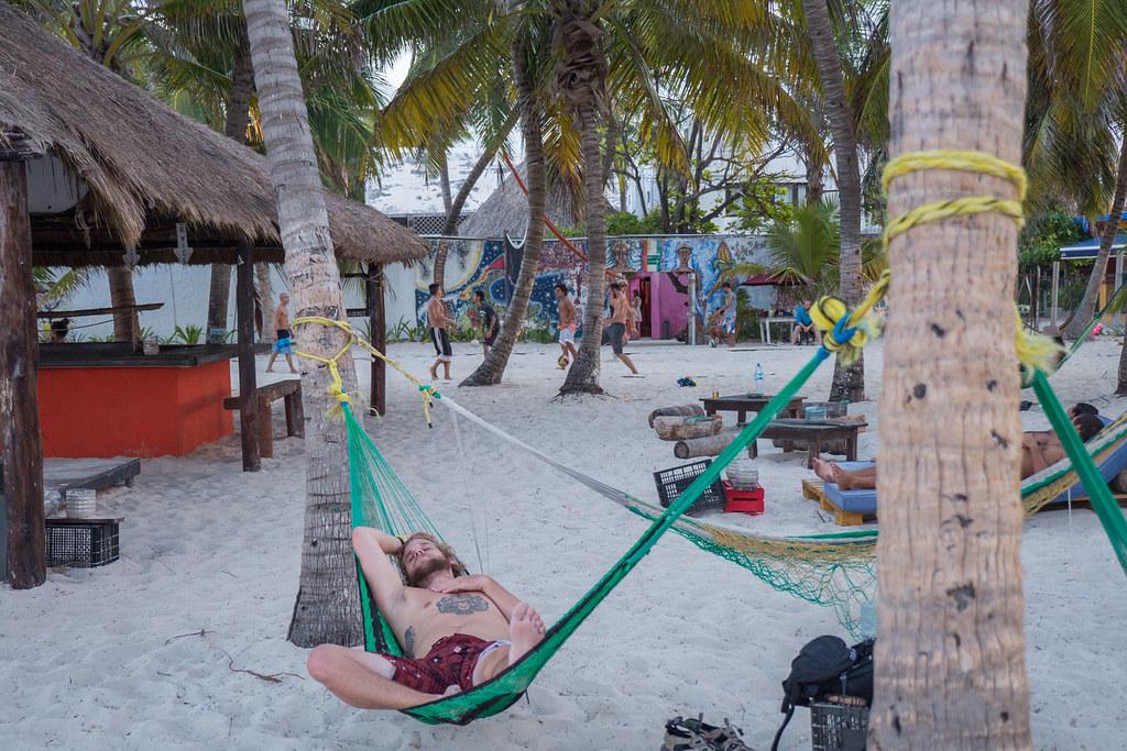 Isla Mujeres Poc Na Hostel Mexico-3