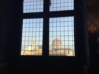 Duomo from Palazzo Vecchio | by Christopher Pollard Tours