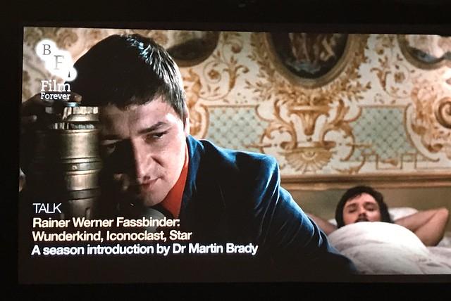 Rainer Werner Fassbinder: Wunderkind, Iconoclast, Star