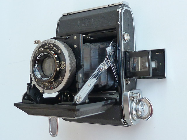 Side view, 1938 Ikonta A_0386, Panasonic DMC-ZS7