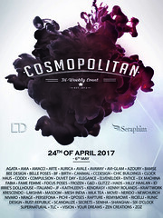 Cosmopolitan {Round 18/5} 24th April - 6th May