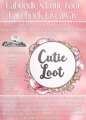 Win a Free Cutie Loot for May!