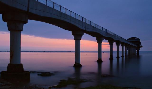 Bembridge at Dawn