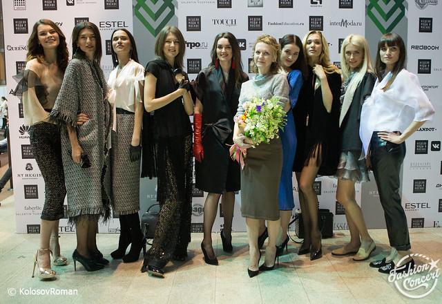 Неделя моды в Москве сезон 17-18
